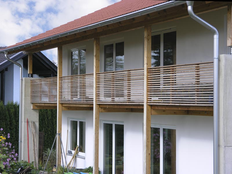 Georg Anderl Arbeitsbeispiele Balkone Treppen